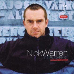Nick Warren - Budapest, Global Underground GU011