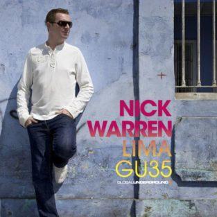 Nick Warren - Lima, Global Underground GU035